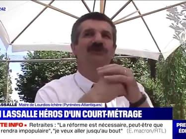 Jean Lassalle héros d'un court-métrage - 28/10