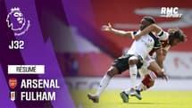 Résumé : Arsenal 1-1 Fulham – Premier League (J32)