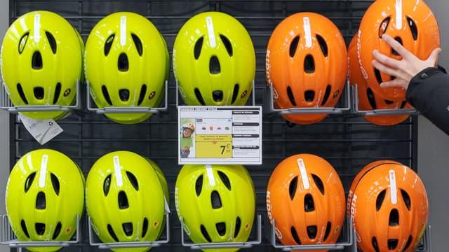 16 enfants de moins de 15 ans sont morts l'an dernier à vélo.