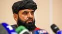 Suhail Shaheen, le porte-parole du Bureau politique des talibans.