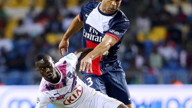 Alex a délivré le PSG face à Bordeaux