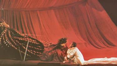 Tannhaüser, opéra connu de Wagner, est joué dans le monde entier.