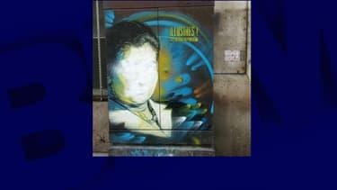 La fresque de Simone Veil, rue d'Ulm (Paris), a de nouveau été dégradée.