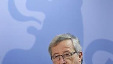 Le président de l'Eurogroupe Jean-Claude Juncker souhaite un règlement rapide du problème de la recapitalisation des banques espagnoles. Les ministres des Finances de la zone euro doivent tenir samedi une téléconférence consacrée à l'examen d'une aide à M