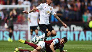 Angel Di Maria a, cet été, rejoint Manchester United