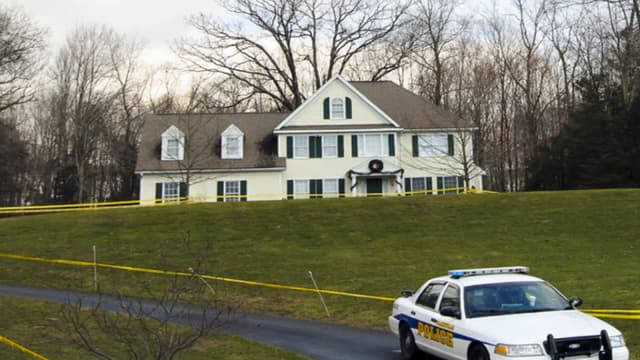 """La maison du """"tueur de Newton"""" a été démolie"""