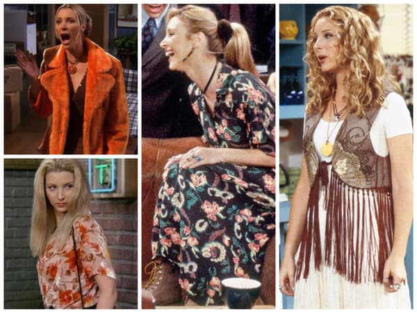 Phoebe Buffay dans Friends