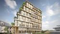 Rennes va se doter d'un immeuble en bois