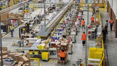 """Ppouor le patron d'Amazon France, la taxe Gafa risque d'""""affecter la compétitivité des dizaines de milliers des entreprises qui utilisent cette Marketplace pour vendre en France et exporter"""""""