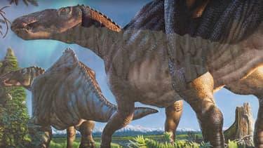 Ugrunaaluk kuukpikensis, le nouveau dinosaure découvert
