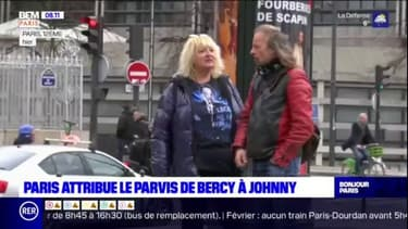 Le Conseil de Paris valide la création d'une esplanade Johnny Hallyday dans le 12e arrondissement