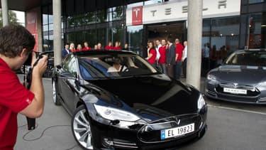 Selon Morgan Stanley, Tesla sera le fer de lance de la voiture autonome et partagée