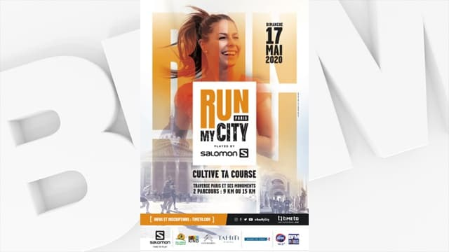 Run My City in Paris