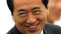 En place depuis le mois de juin, le Premier ministre japonais Naoto Kan (photo) a remporté mardi la primaire au sein de son Parti démocrate face à Ichiro Ozawa, et va de ce fait pouvoir se maintenir à la tête du gouvernement. /Photo prise le 14 septembre