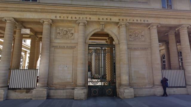 L'université Paris-Descartes (photo d'illustration)