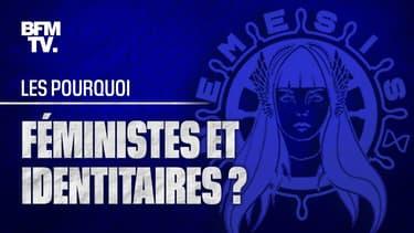 Qui sont les féministes identitaires du Collectif Némésis ?