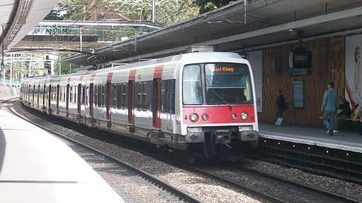 Le drame s'était déroulé mercredi en gare du RER B à la station Cité universitaire à Paris.