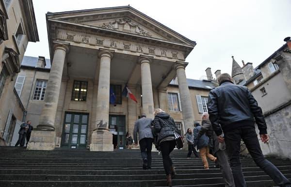 Palais de justice de Poitiers. (photo d'illustration)