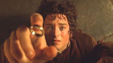 """Elijah Wood dans la trilogie """"Le Seigneur des Anneaux"""" de Peter Jackson"""