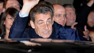 Nicolas Sarkozy a dévoilé quelques axes de son projet économique, mais en restant très vague.