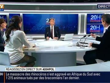 20H Politique: Laïcité à l'école: que faut-il retenir des annonces de Najat Vallaud-Belkacem ? - 22/01