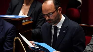 Edouard Philippe à l'Assemblée Nationale - Image d'illustration