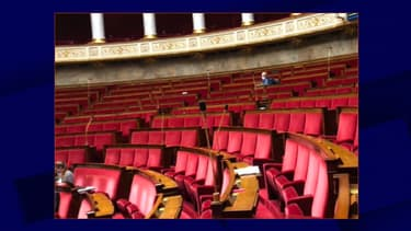 L'Assemblée nationale vidée de la majorité