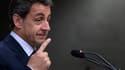 Nicolas Sarkozy, le 13 avril 2016.