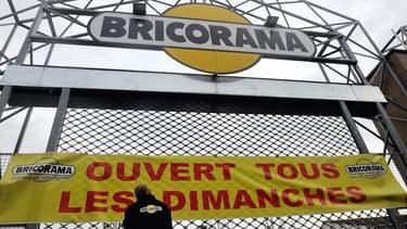 Bricorama emploie plus de 2500 personnes.