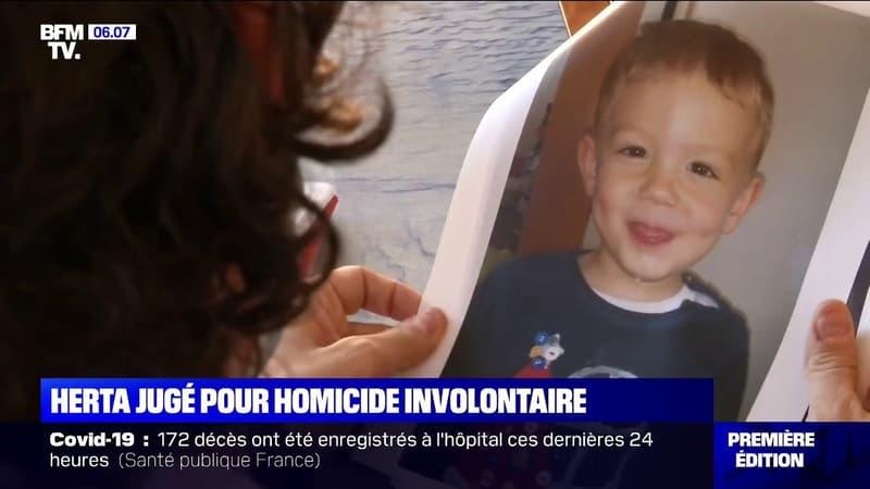 """Herta jugé pour """"homicide involontaire"""" après la mort d'un enfant, étouffé par une saucisse Knacki"""