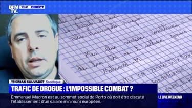 Trafic de drogue : l'impossible combat ? - 08/05
