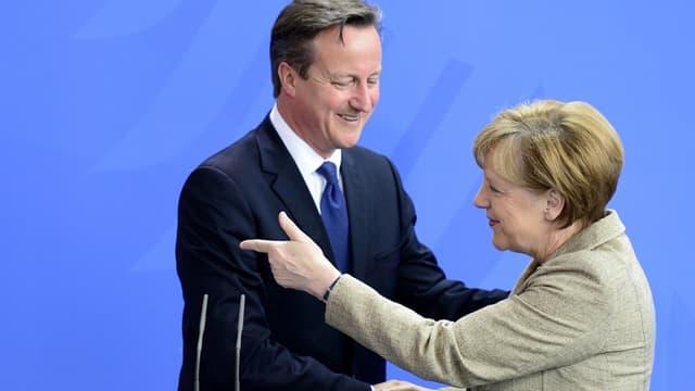 Londres et Berlin partagent une idéologie libérale relativement similaire.