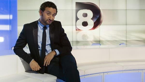 Cyril Hanouna animateur phare de la chaîne D8.