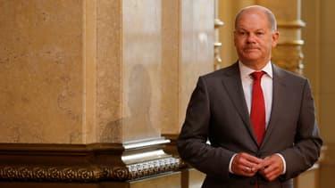 Olaf Scholz, ministre des Finances