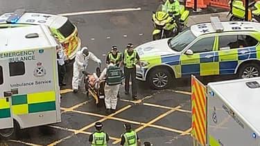 Une vaste opération de police a eu lieu dans le centre de Glasgow, en Ecosse, ce vendredi 26 juin.