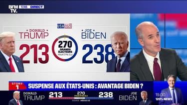 Story 3 : Le suspens reste total entre Trump et Biden - 04/11