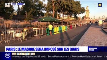 L'essentiel de l'actualité parisienne du jeudi 6 août 2020