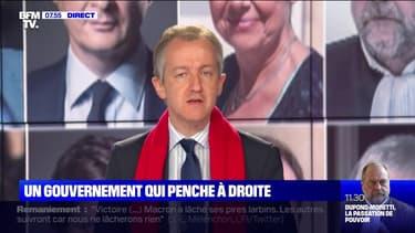 L'édito de Christophe Barbier: Un gouvernement qui penche à droite - 07/07