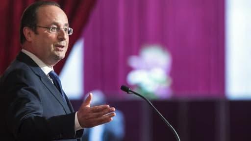 Les indicateurs avancés économiques ne donnent pas raison à François Hollande.