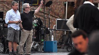 Ridley Scott le 5 juillet 2017 en Italie