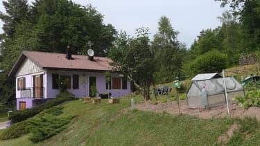 Le pavillon de Marcel et Jacqueline Jacob a été perquisitionné.