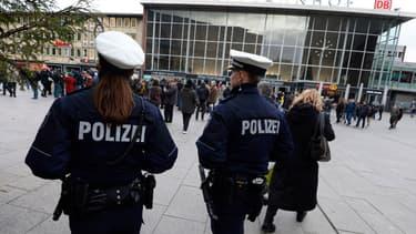 Le nombre de plaintes pour violences à Cologne, en Allemagne, la nuit du Nouvel An s'élève ce mardi à 561. (Photo d'illustration)
