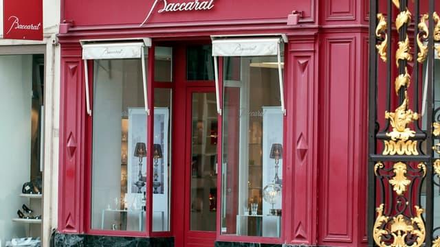 La cristallerie de luxe Baccarat devrait prochainement changer de mains.