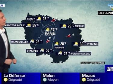 Météo Paris-Ile de France du 19 juin: Une vague orageuse