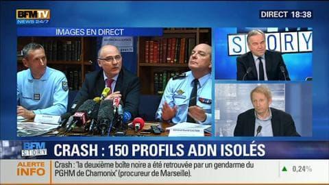 Crash de l'A320 (4/5): La découverte de la 2ème boite noire est essentielle pour la partie technique de l'enquête