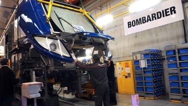 Bombardier a pris 23% en Bourse