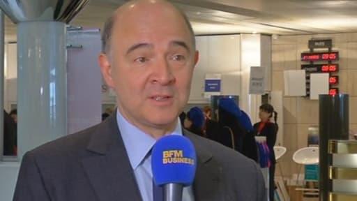 Pierre Moscovici laisse entendre que d'autres accords pourraient se reproduire.