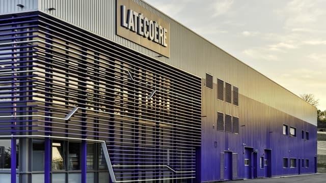Latécoère a inauguré sa toute nouvelle unité de production de pièces élémentaires métalliques basée à Toulouse-Montredon.