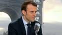 Emmanuel Macron, invité de BFMTV, ce vendredi