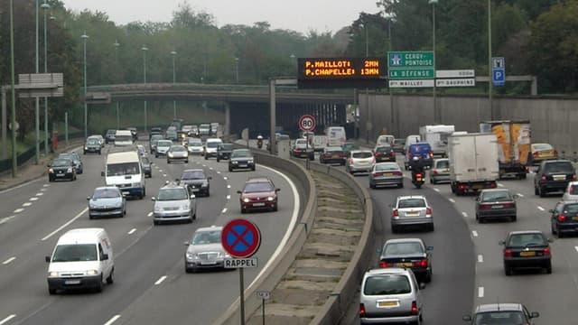 Les voitures sans chauffeur circuleront avec les autres, notamment dans les bouchons du périphérique parisien.